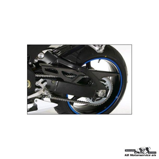 Kædeskærm carbon GSX-R600/750