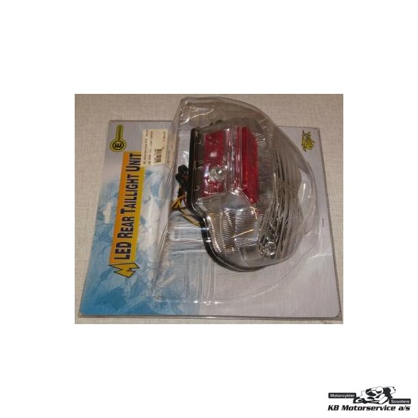 Led rear tail light GSF600/1200/S 01-04
