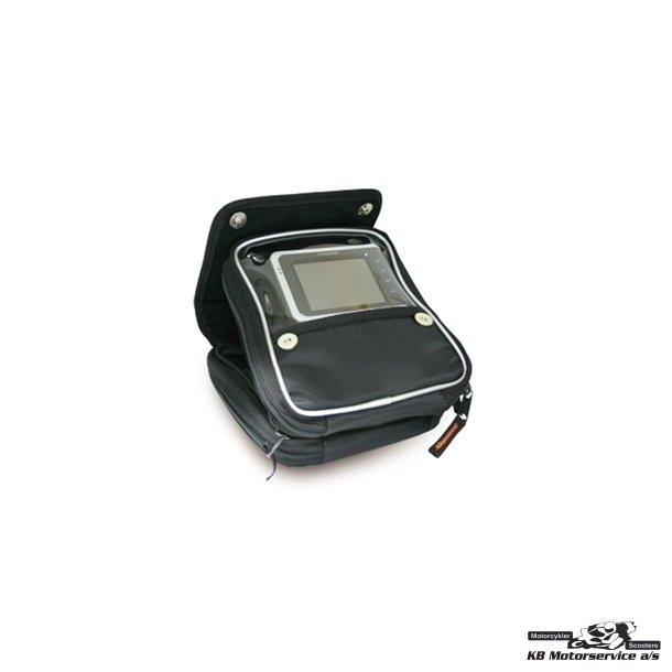 Bagster Gipsy tanktaske til GPS m/magnet