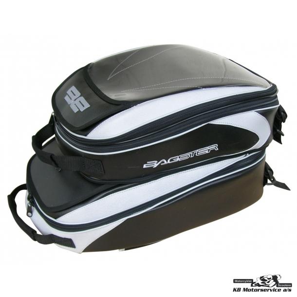 Bagster Sherpa tanktaske sort/grå
