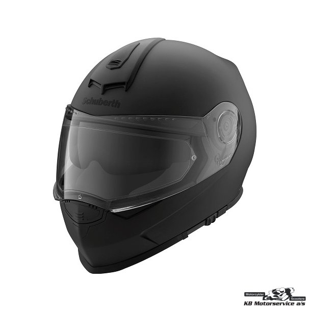 Schuberth S2 Matt Black S (54/55)