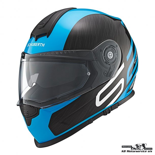 Schuberth S2 Sport Drag Blue XXL