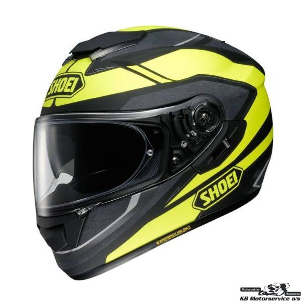 Shoei GT-Air Swayer TC-3 Large (60)