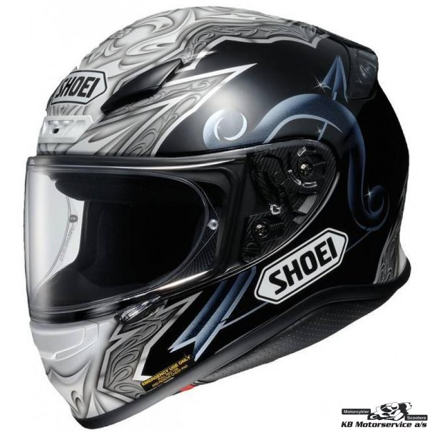 Shoei NXR Diabolic TC-5 Medium (58)