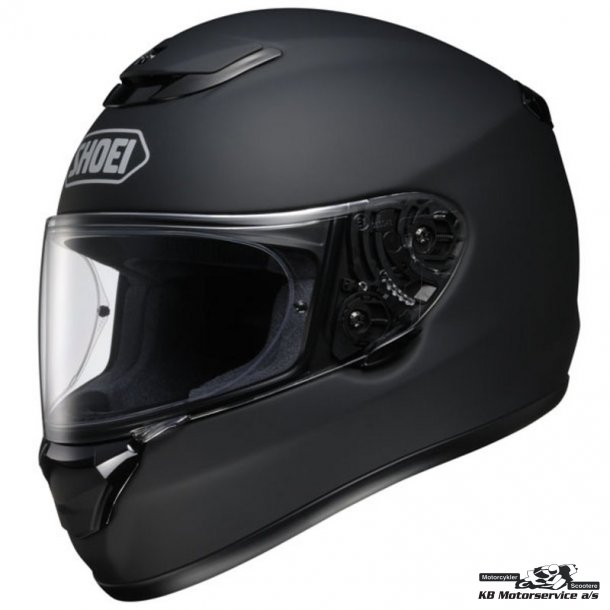 Shoei Qwest Matt Black XXS (52)