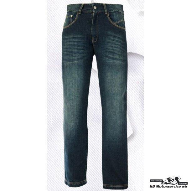 Bull-it Covec Herre SR6 Vintage Blue jeans Herre kort str. 54