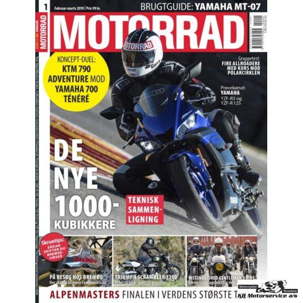 Dansk Motorrad nr. 1 - 2019