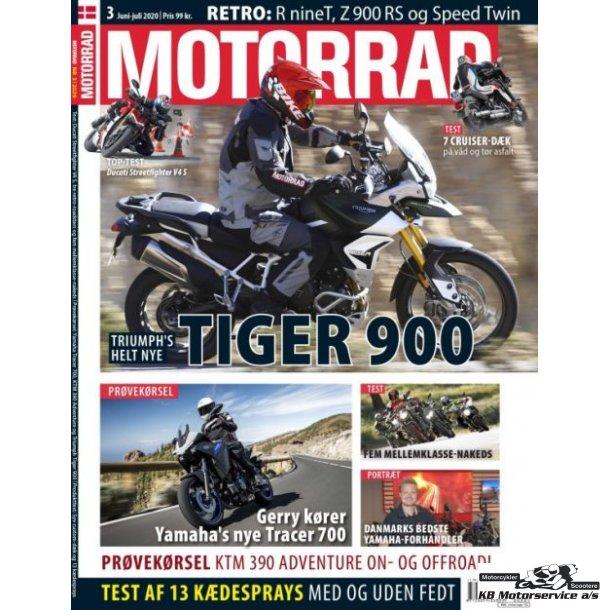 Dansk Motorrad nr. 3 - 2020