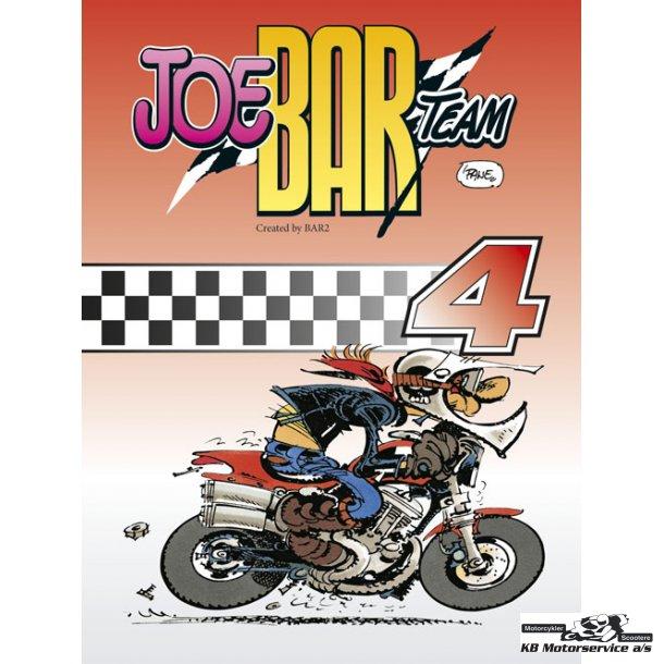 Joe Bar Team 4 - er lige landet