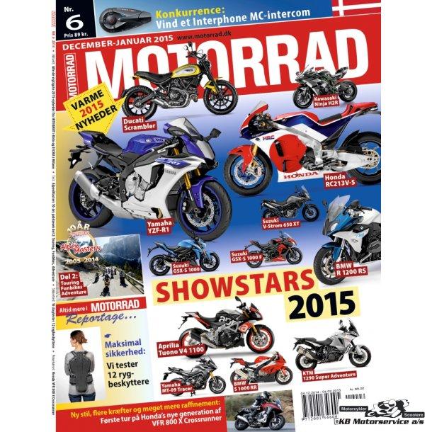 Motorrad nr. 6 2015