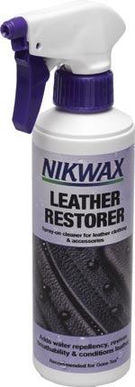 Nikwax Leather Restorer Imprægnering til skind