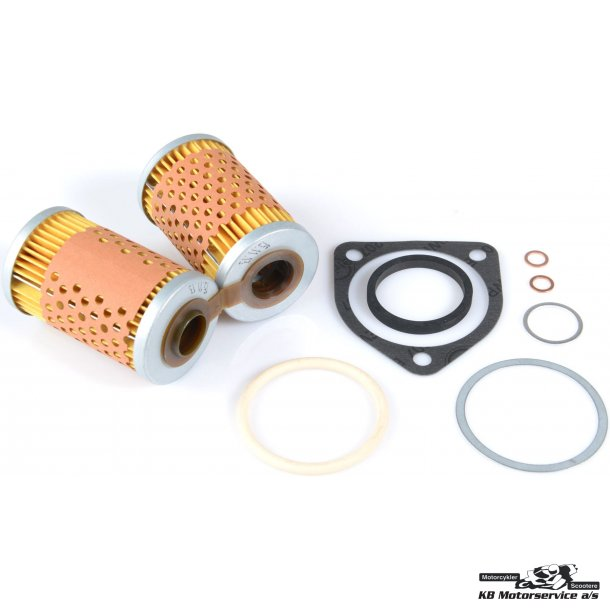 Mahle OX36D Oliefilter  BMW