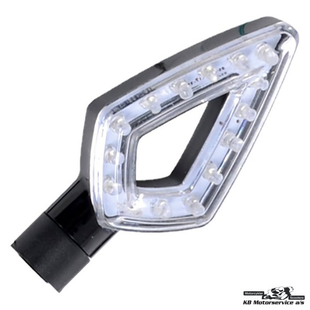 Oxford LED blinklyssæt- Signal 3