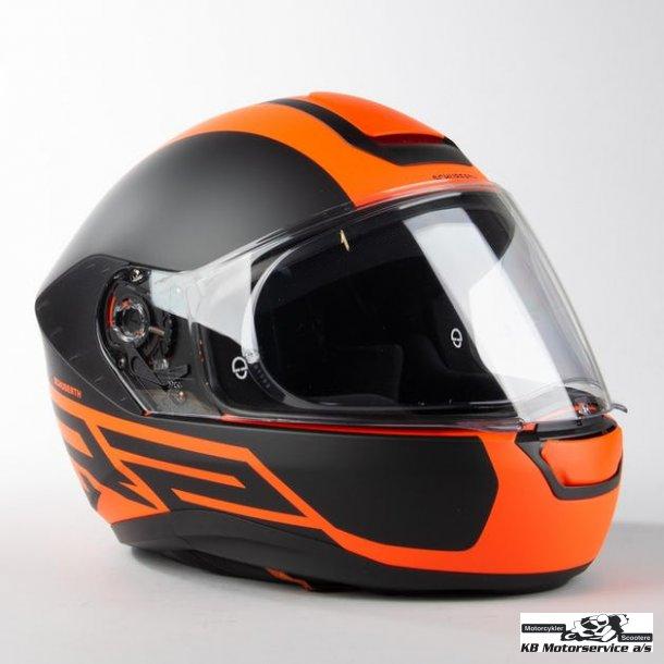 Schuberth R2 Traction Orange