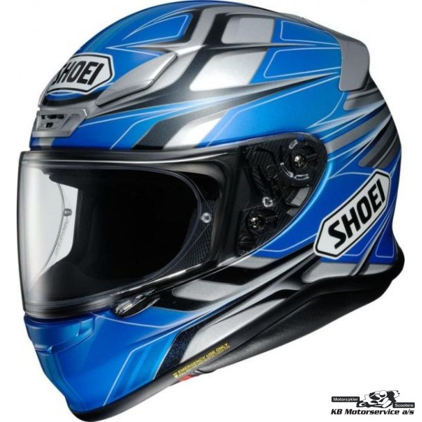 Shoei NXR RUMPUS TC-2 Medium (58)