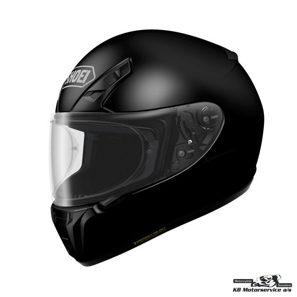 Shoei Ryd Blank Sort