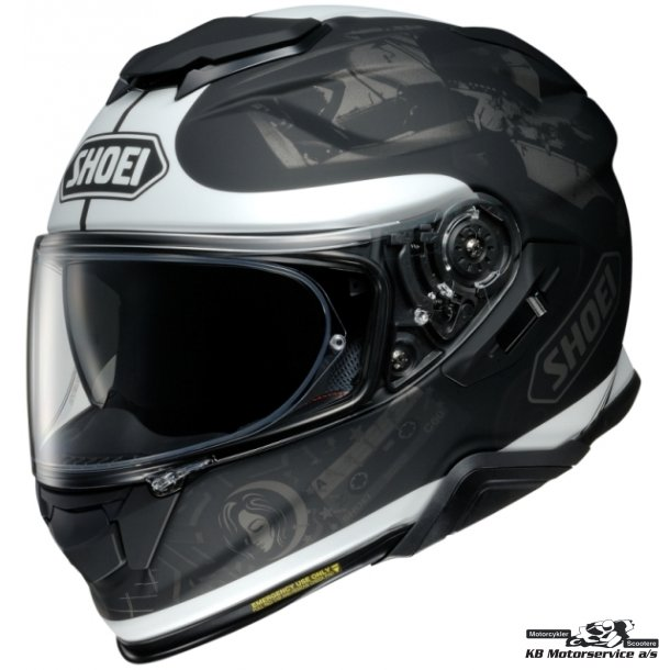 Shoei GT-Air II Reminisce TC-5. Ny farve 2020