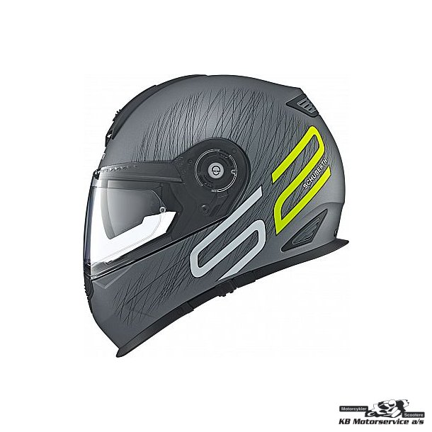 Schuberth S2 Sport Drag Yellow Medium (56/57)
